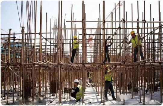 柳州钢管租赁脚手架变形的原因及改进